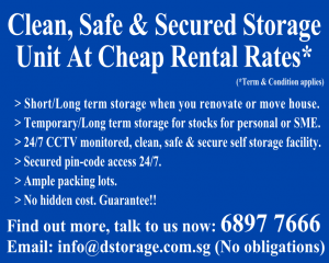 Clean, Safe n Secured Storage unit at cheap rental rates